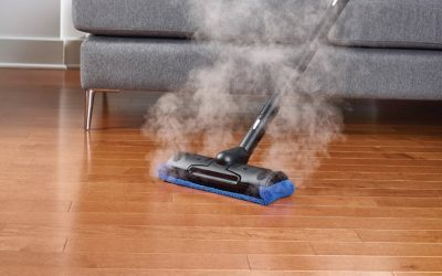 Steam Cleaning and Hardwood Floors are a Great Combination